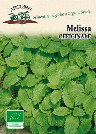 Melissa Officinale - Organic Seeds